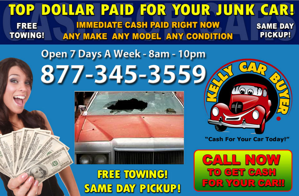 Sell My Car Omaha - Junk Car Omaha